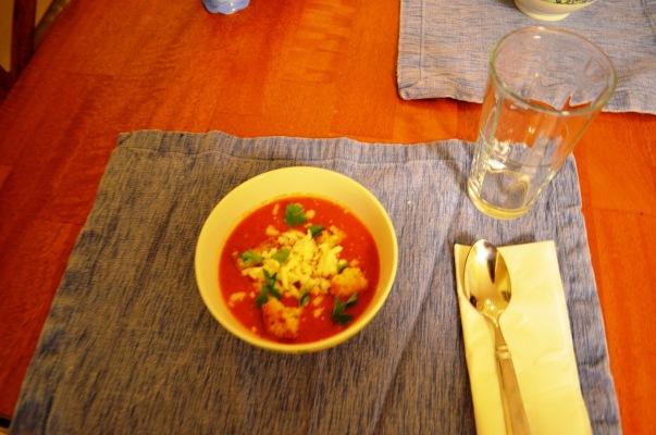 A nice warm bowl of yumminess!