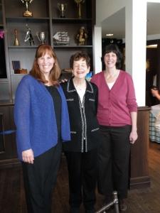 Three of the women who raised us.