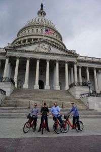 We stopped by congress to give them a few pointers on how to get a lot done in a short amount of time in D.C.