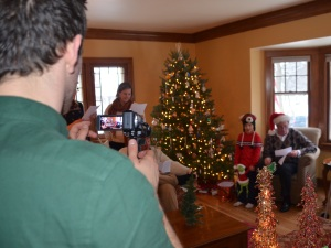 The Grinch Paparazzi
