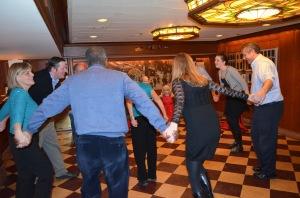 75th birthday circle dance 4
