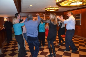 75th birthday circle dance 5