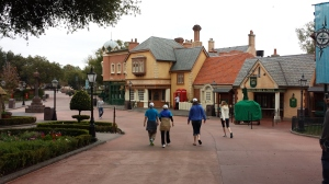 Epcot ditched by the group