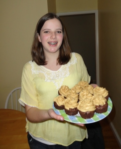 This is what Molly looked like when we first started this blog.