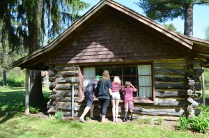 Fascinating oldest house in Wisconsin