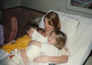 When Vinnie was born