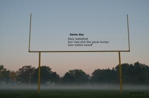 Game Day Haiku