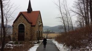Votive Candle Chapel
