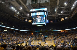 Marquette game shot
