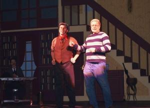 Burt and Mr
