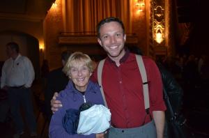 Vinnie and Grandma Peggy
