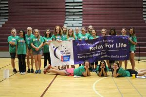 Relay for life planning team