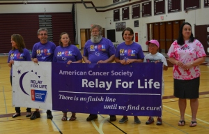 Relay for life survivors
