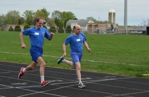 Teammate race