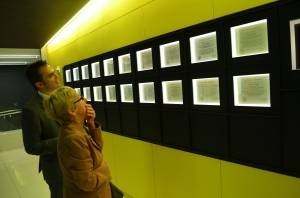 Wall of Pulitzers