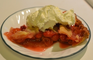 The Cherry Pie ala mode