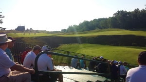 Approach to 18