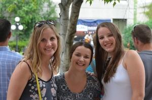 Katherine, Mari, Molly