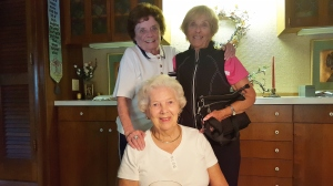 Connie Janet and Mom