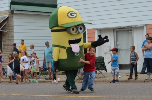 The Suring Parade Minion 1