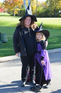 Two witches