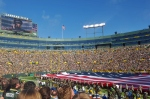 Giant Lambeau Flag