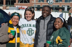 Thelma, Trenette, Keith and Kathy