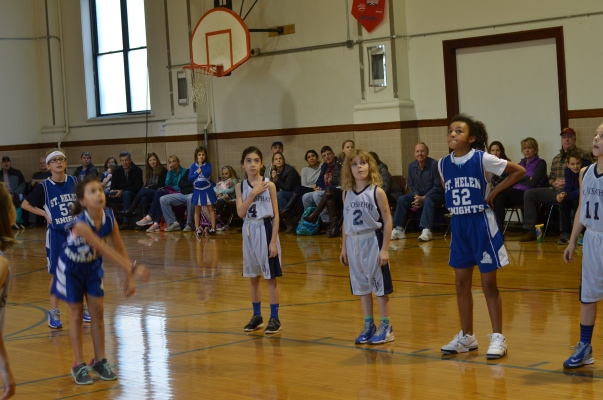 Erin Free throw