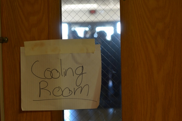 Cooling room