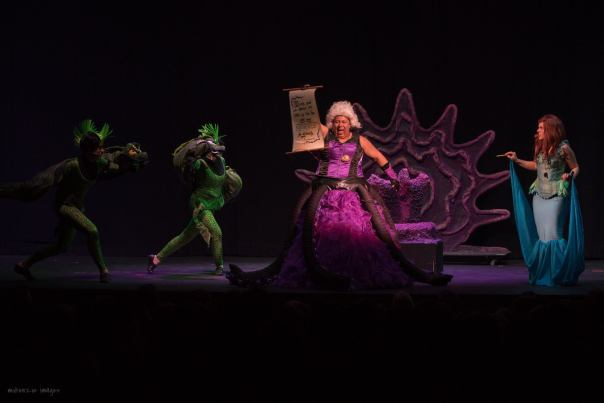 Ursula the seawitch