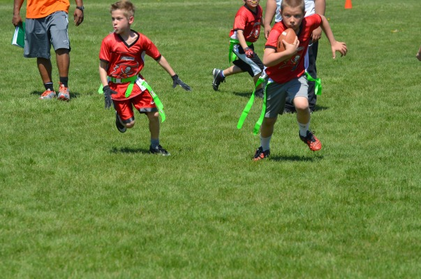 Ben's football game 144