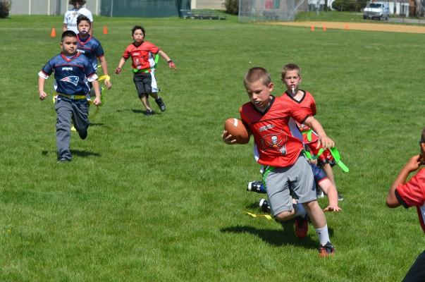 Ben's football game 153