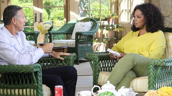 Oprah and Howard