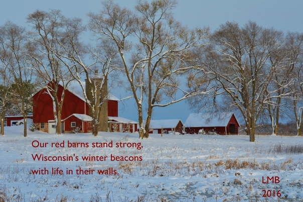Red Barn Haiku