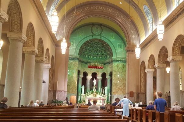 Chapel at St. Mary's