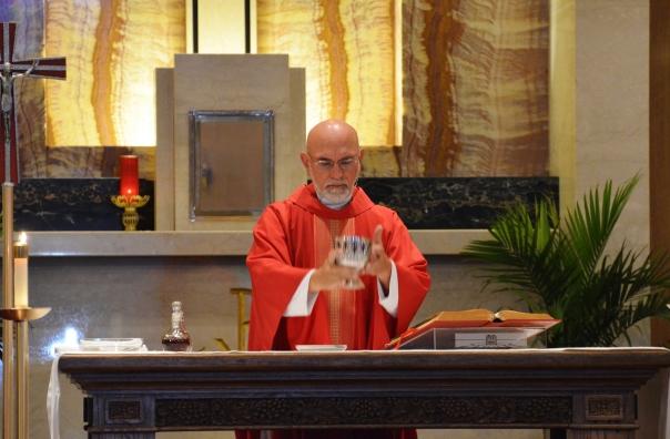 Father Bill's last mass 012